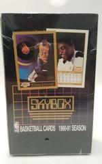 Skybox NBA Basketball Cards 1990 - 91