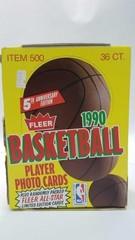 FLEER 1990 Basketball All Star Cards