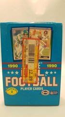 1990 NFL Player Card Series Two