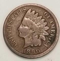 1890 Indian Head