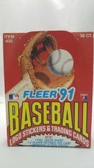1991 FLEER 1991 BASEBALL MLB