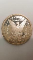 1889 - CC Silver Morgan Commemorative