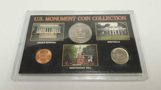 U.S. Monument Coin Collection