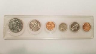 1996 Denver 6 Coin Mint Set
