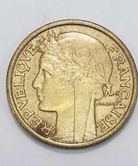 Coin France, Morlon, 2 Francs, 1941