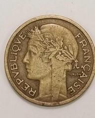 France, Morlon, 1 Franc, 1937