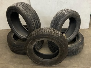 Lot Of Assorted Tires