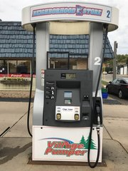 Dresser-Wayne Gas Station Fuel Pump