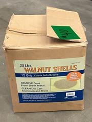 25# Box Of Walnut Shells
