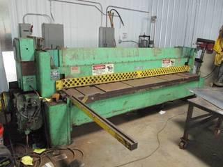 Niagara Mechanical Plate Shear