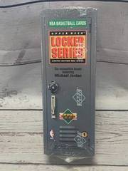 Michael Jordan 1991-1992 Upper Deck Locker Series Sealed Box 1