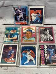 Lot of 8 Kansas City Royals MLB Sets