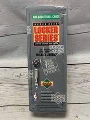 Michael Jordan 1991-1992 Upper Deck Locker Series Sealed Box 4