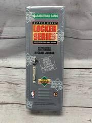 Michael Jordan 1991-1992 Upper Deck Locker Series Sealed Box 6