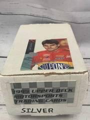 1995 Upper Deck Motorsports 299 Card Set
