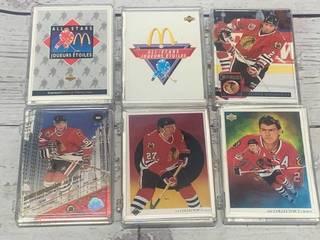 Early 1990's McDonalds & Blackhawk Sets