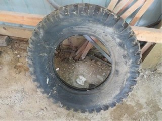 7.00-16 6ply tire Cooper Cross Country