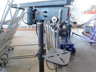 Dayton 16  drill press Mod  5CY86  with stand