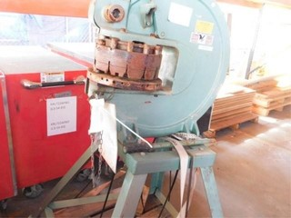 2005 Tin Knocker Mod  TK No 12 5 ton iron punch