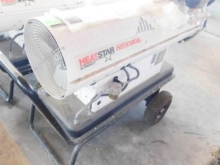 2012 Heat Star heater Mod  HS1000 ID