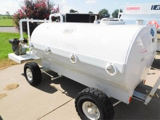 2010 Westmor fuel trailer