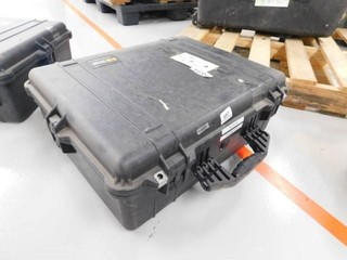 Pelican 1600 hard case