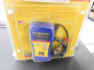 Yellow Jacket Guage