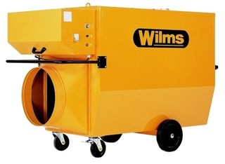 Wilms oil heater Mod  BV 535 oil heater