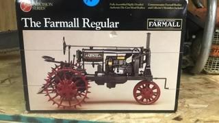 MCCORMICK DEERING FARMALL REGULAR 1931 TRACTOR