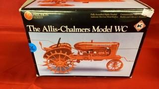 THE ALLUS CHALMERS MODEL W
