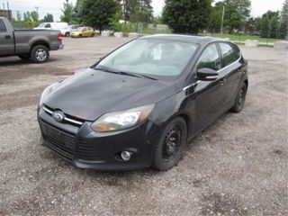 2012 FORD FOCUS 198232 KMS