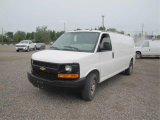 2014 CHEVROLET EXPRESS 313178 KMS