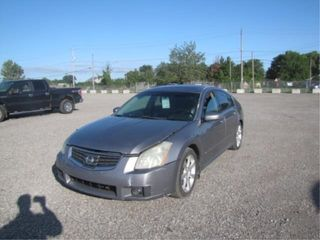 2007 NISSAN MAXIMA 289628 KMS