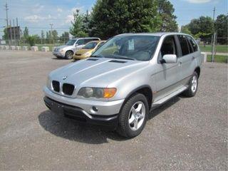 2003 BMW X5 270818 KMS