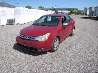 2009 FORD FOCUS 193168 KMS