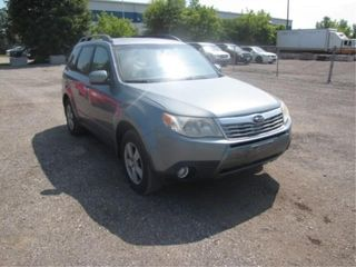2010 SUBARU FORESTER 192335 KMS