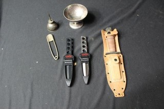 Tekna Dive Knives, USAF Pilot Knife & More