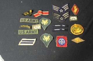 17 Military Patches