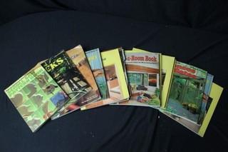 14 Books on Home Improvement & Carpentry