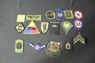 15 Military Patches Including 83 1st Air Division
