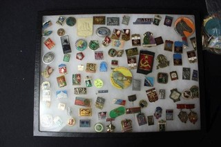 Assorted Russian/Soviet Military Pins