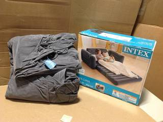 Intex - Pull-Out Sofa in good condition