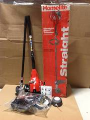Homelite 2-Cycle 26 CC Straight Shaft Gas Trimmer in good condition