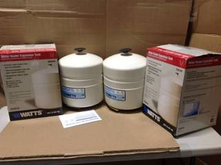 Watts Potable Water Expansion Tank for 50 gal. Water Heaters in good condition