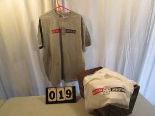 Printed Logo Short Sleeve T-Shirts (West Virginia Open)