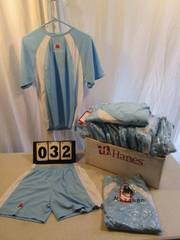 Short/Shirt Sets - Mazamba - Sky Blue