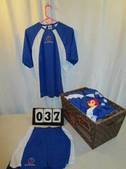 Shorts & Shirts - Mazamba - Royal Blue