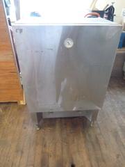 Silver King Milk Cooler