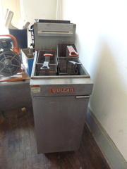 Vulcan 2 Basket Deep Fryer