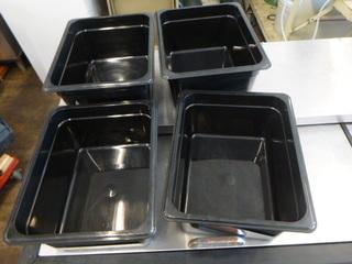 4 Salad Bar Pans